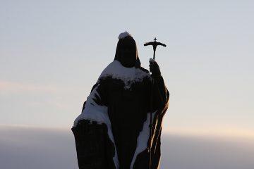 Фотография города Саранск, памятник Никону