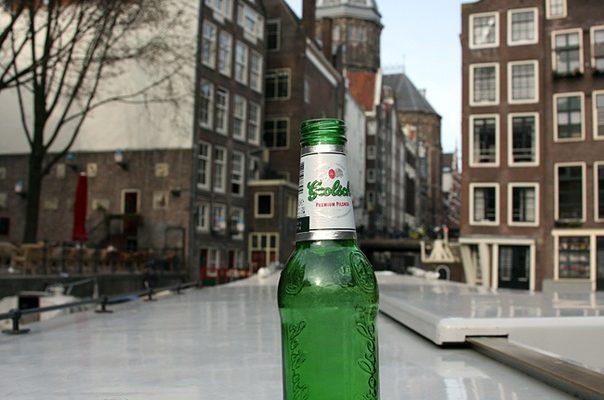 Гролш и прошулка по каналам Амстердама