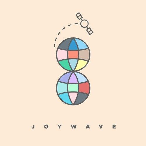 Обложка альбома 88888 группы Joywave
