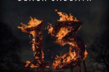 Обложка нового альбома Black Sabbath - 13