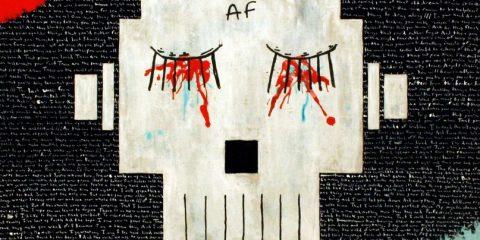 Обложка альбома инди-рок группыAnimal Flag - The Sounds Of Sleep, 2013