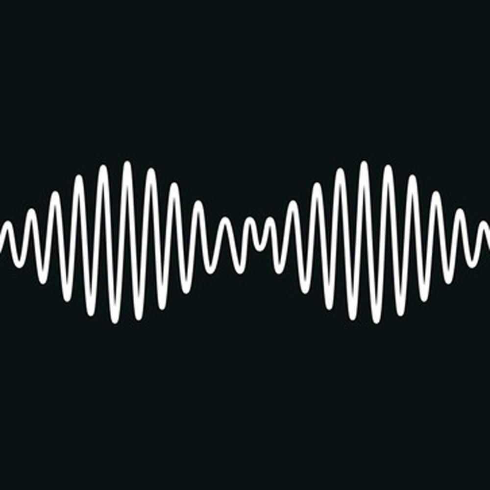 Обложка  альбома группы Arctic Monkeys - AM, 2013 год