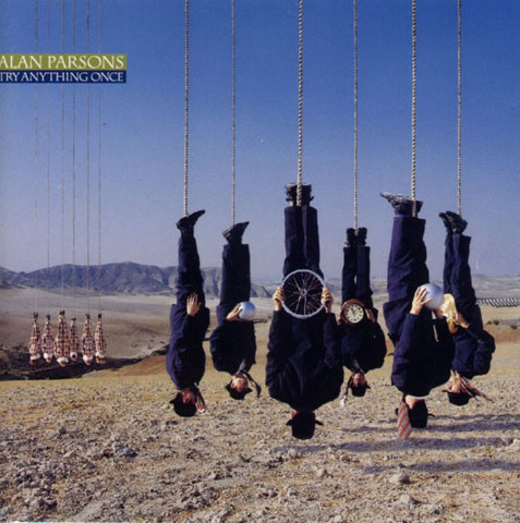 Alan Parsons — Try Anything Once