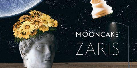 Обложка альбома группы  Moonvake - Zaris.