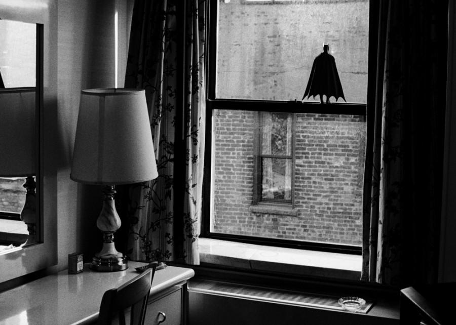 """(с) Реми Ноэль, """"Одинокий Бетмен"""""""