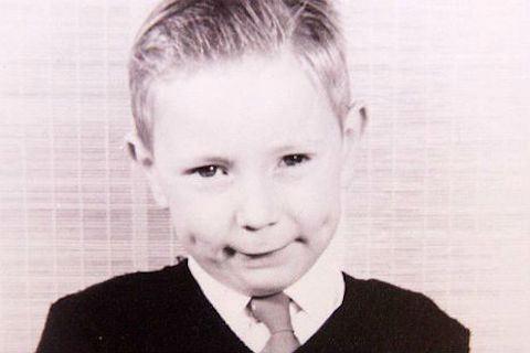 Джон Лайдон в детстве