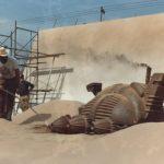 Фотографии со съемок фильма «Дюна»
