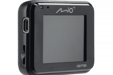 Mio MiVue C330 Screen