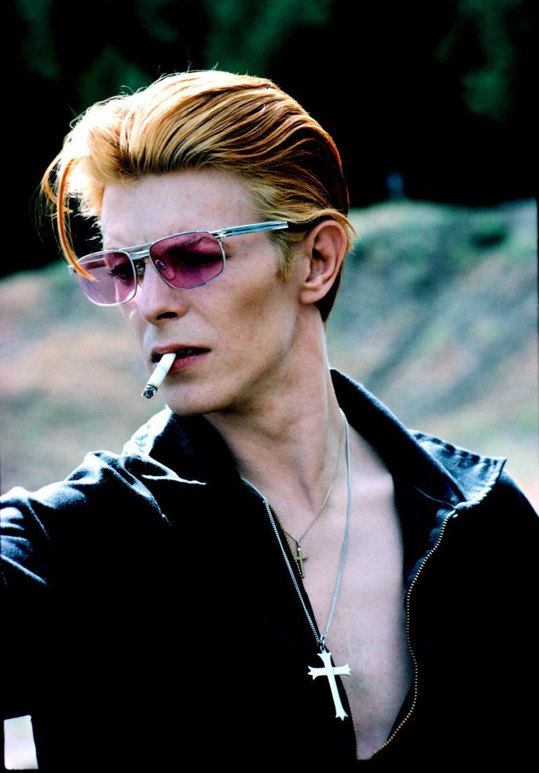 Brooklyn Museum: David Bowie is David bowie photo shoot