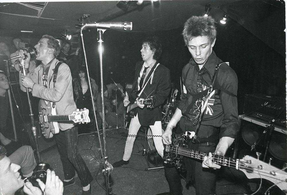 Clash, 1970