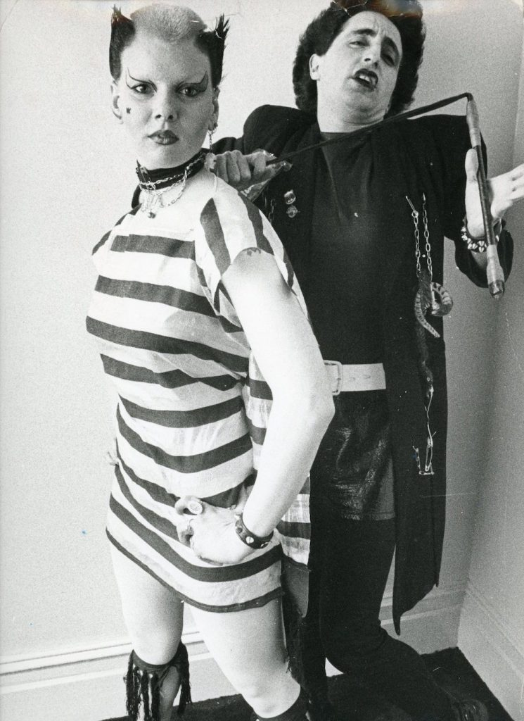 Soo Catwoman, 1970s © Ray Stevenson