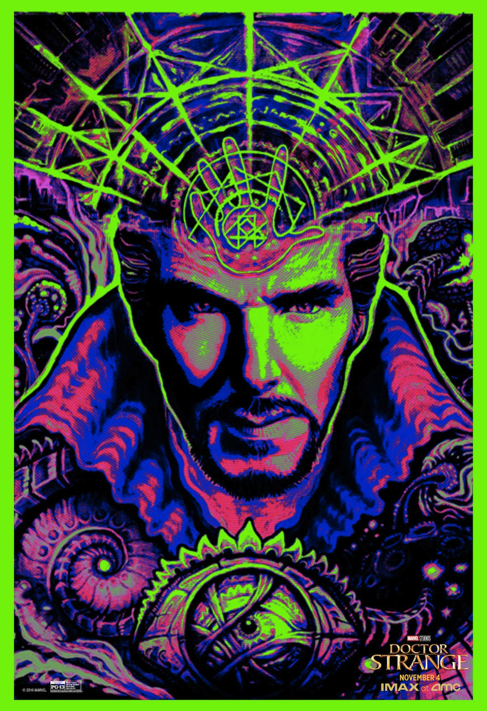 doctor-strange-blacklight-poster-1