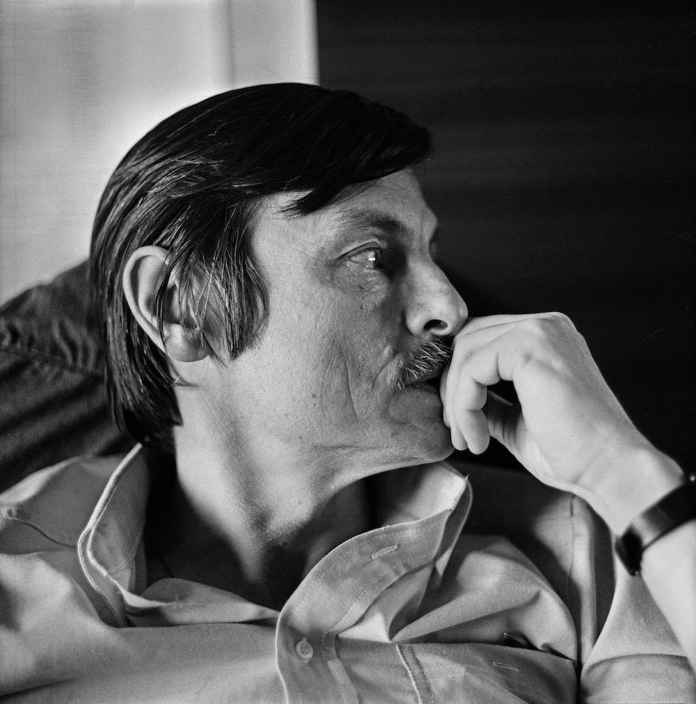 Russian film director Andreï TARKOVSKY.