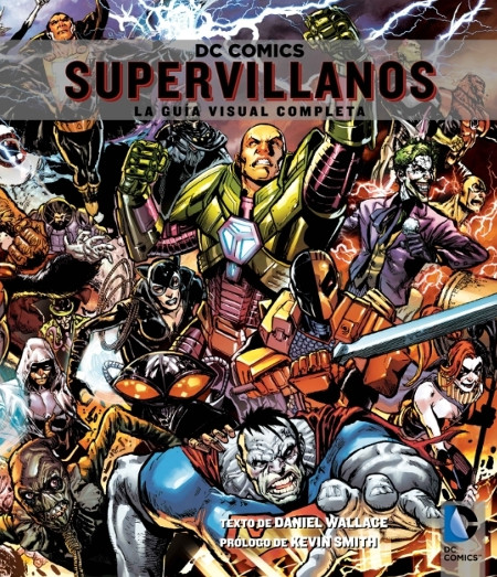 Guia de Super Villanos DC Comics